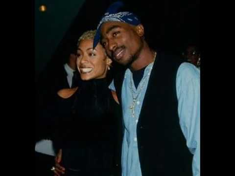 Tupac and Jada Pinkett Came Close To Getting Married