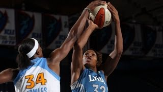 WNBA 2013 Fan Awards: Defensive Player of the Year Nominees