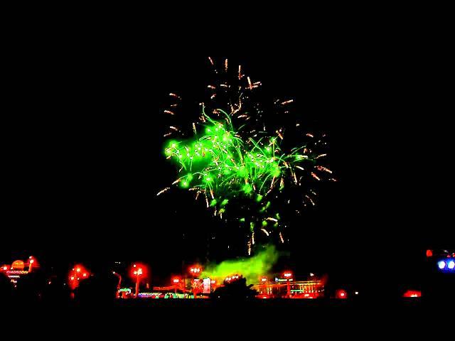 Фестиваль фейерверков в Иваново 2015  'Корсар'