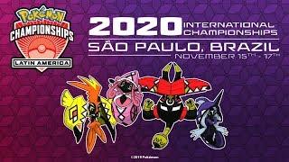 2020 Pokémon Latin America International Championships—Day 1