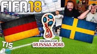 Germany - Sweden | Μουντιάλ FIFA 18