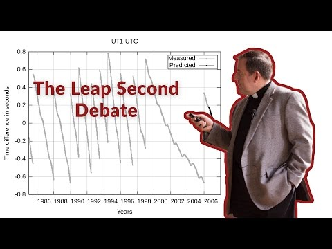 The Leap Second Debate, Paul Gabor