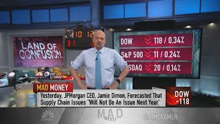 Jim Cramer: Investors should be patient amid an 'incredibly confusing' stock market