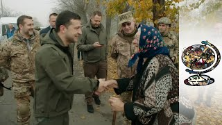 The Historic Peace Talks That Could End the War in Ukraine