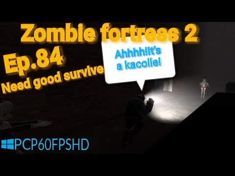 BF1AR Medic zombie V.S.Engineer human:Ep.84:Need good survive