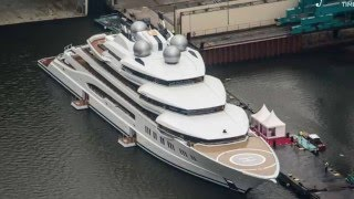 Lurssen's 106m 'MISTRAL' Launched, Mercedes Benz's Motor Yacht & much more