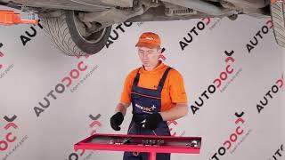 Comment remplacer une biellette de barre stabilisatrice arrière sur BMW E60 [TUTORIEL AUTODOC]