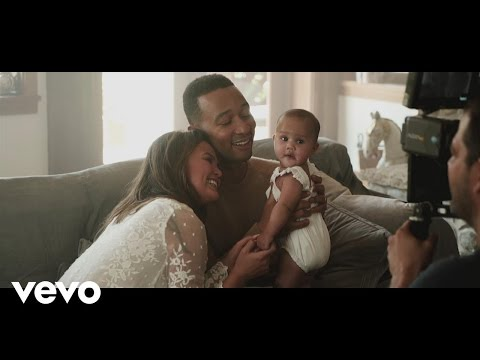 Thumbnail: John Legend - Love Me Now - Behind the Scenes