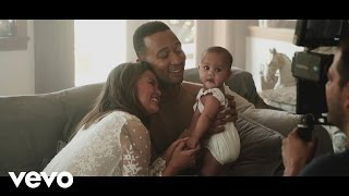 john legend love me now behind the scenes