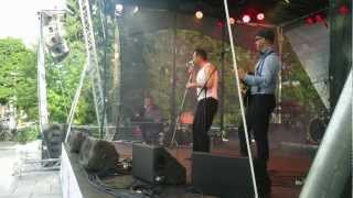 Fat fred and the possumhunters, byfest 2012