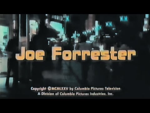 Joe Forrester Theme (Intro)