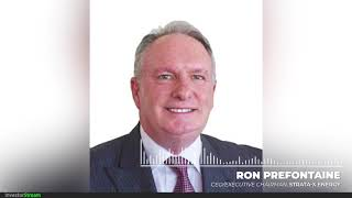 InvestorStream chats with Strata-X Energy Chairman & Managing Director Ron Prefontaine (Nov 20 2019)