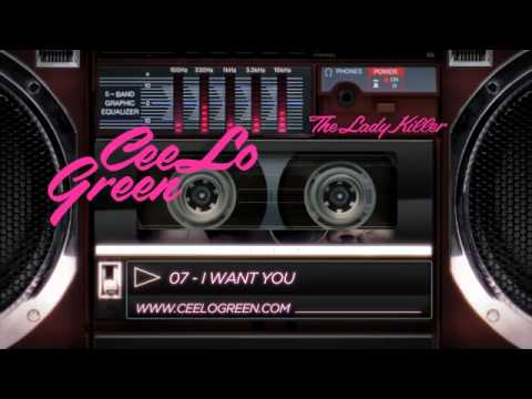Cee Lo Green - 07 I Want You - Album Preview