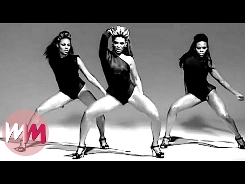 Thumbnail: Top 10 Best Choreographed Dance Music Videos
