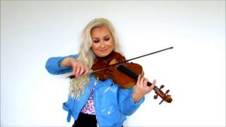 Clean Bandit - Rockabye ft. Sean Paul & Anne-Marie (Violin Cover by Jessica Uussaari)