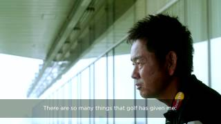 Priceless Japan Golf Ambassador Hiroyuki Fujita