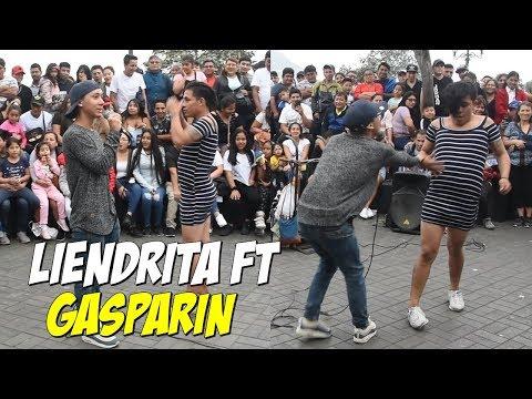 Liendrita Ft Gasparin Ll Show Completo Con Bellas Señoritas Ll Los Caushitas Del Humor