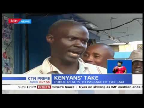 Mombasa residents react to paying 8 percent tax on fuel