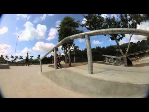 The homies visit the new Ciales skatepark - SK8HOP