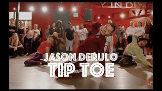 Jason Derulo - Tip Toe feat. French Montana | Hamilton Evans Choreography