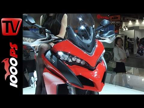 Ducati Multistrada 1200/S 2015 | Features, Preis, Technik, Pakete