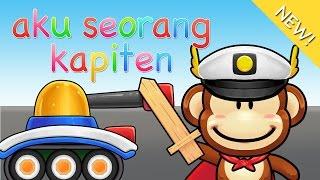 Lagu Anak Indonesia | Aku Seorang Kapiten