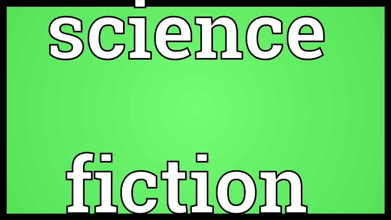 fiction what does it mean