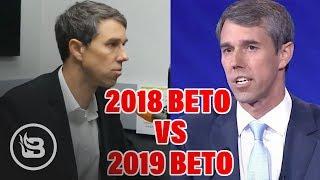 2018 Beto vs. 2019 Beto on Gun Confiscation
