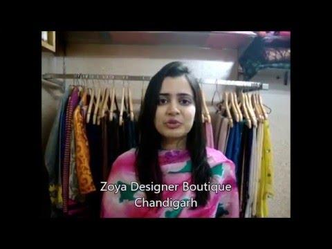 Zoya Designer Boutique- Parul testimonial