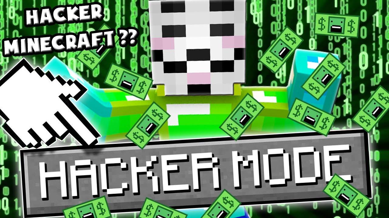 Minecraft Bedwars, Nhưng Trở Thành Hacker Vip Nhất! T Gaming Hack Server HEROMC Minecraft ??