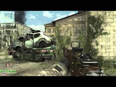Modern Warfare 3 #01 Fernsehprogramm der heutigen Zeit