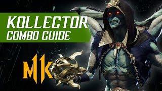 Kollector Combo Guide (Tournament/Ranked) – Mortal Kombat 11