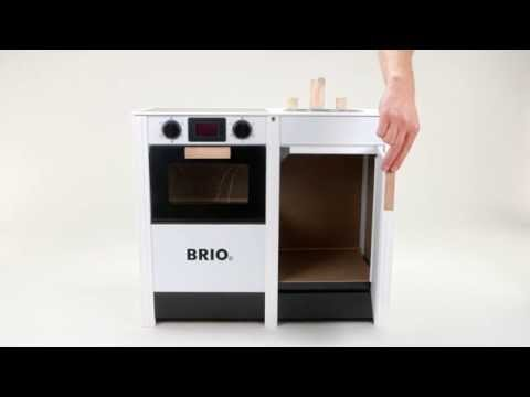 Smuk Køb BRIO 31360 Komfur Med Vask | Jollyroom OY-28