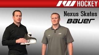 Bauer Nexus Ice Hockey Skate Line Insight - (8000, 7000, 6000, 5000 and 4000)