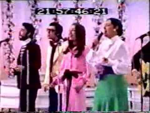 Eres tú Eurovisión 1973 - Mocedades