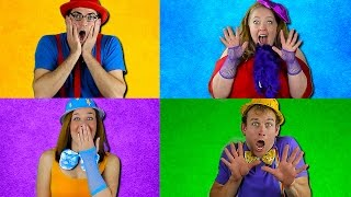 Make A Silly Face - Kids Song / Kids music video