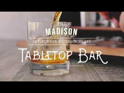 Legacy - Madison Table Top Bar