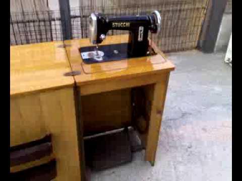 Macchina da cucire stucchi youtube for Victoria macchina da cucire