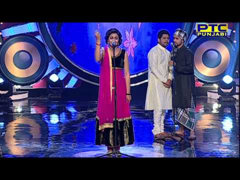 Voice Of Punjab Season 5   Prelims 14   Song - Akhiyan   Contestant Anjusha Sharma   Jammu