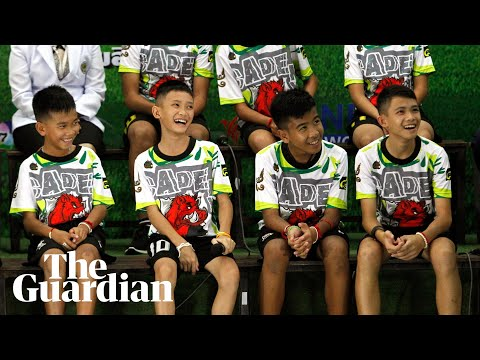 Ταϊλάνδη: Οι συγκλονιστικές μαρτυρίες των 12 παιδιών -Εσκαβαν για να βγουν έξω, πώς επέζησαν