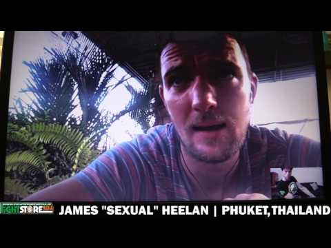 "James Heelan talks CMT10 and CALLS OUT ""fake"" John Wayne Parr for rematch on Bellator Kickboxing"