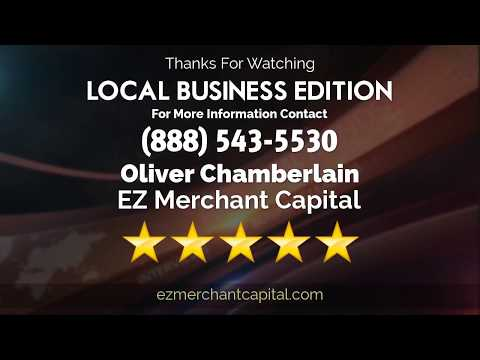 Fast Small Business Loans in Philadelphia by Oliver Chamberlain of EZ Merchant Capital