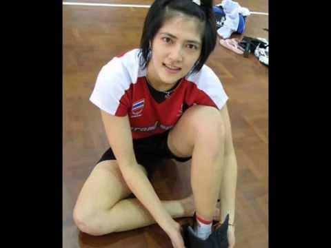 ภาพหลุด ปลื้มจิตร์ ถินขาว นักกีฬาวอลเล่ย์บอลหญิง ทีมชาติไทย