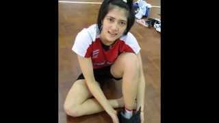 Repeat youtube video ภาพหลุด ปลื้มจิตร์ ถินขาว นักกีฬาวอลเล่ย์บอลหญิง ทีมชาติไทย