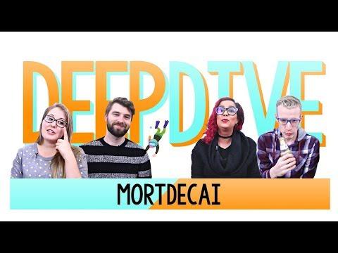 Mortdecai 2015  Deep Dive