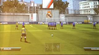 Fifa 14: Tuto coup franc spécial coupe du monde !