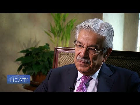 The Heat: One-on-One with Pakistan's Foreign Minister Pt 1