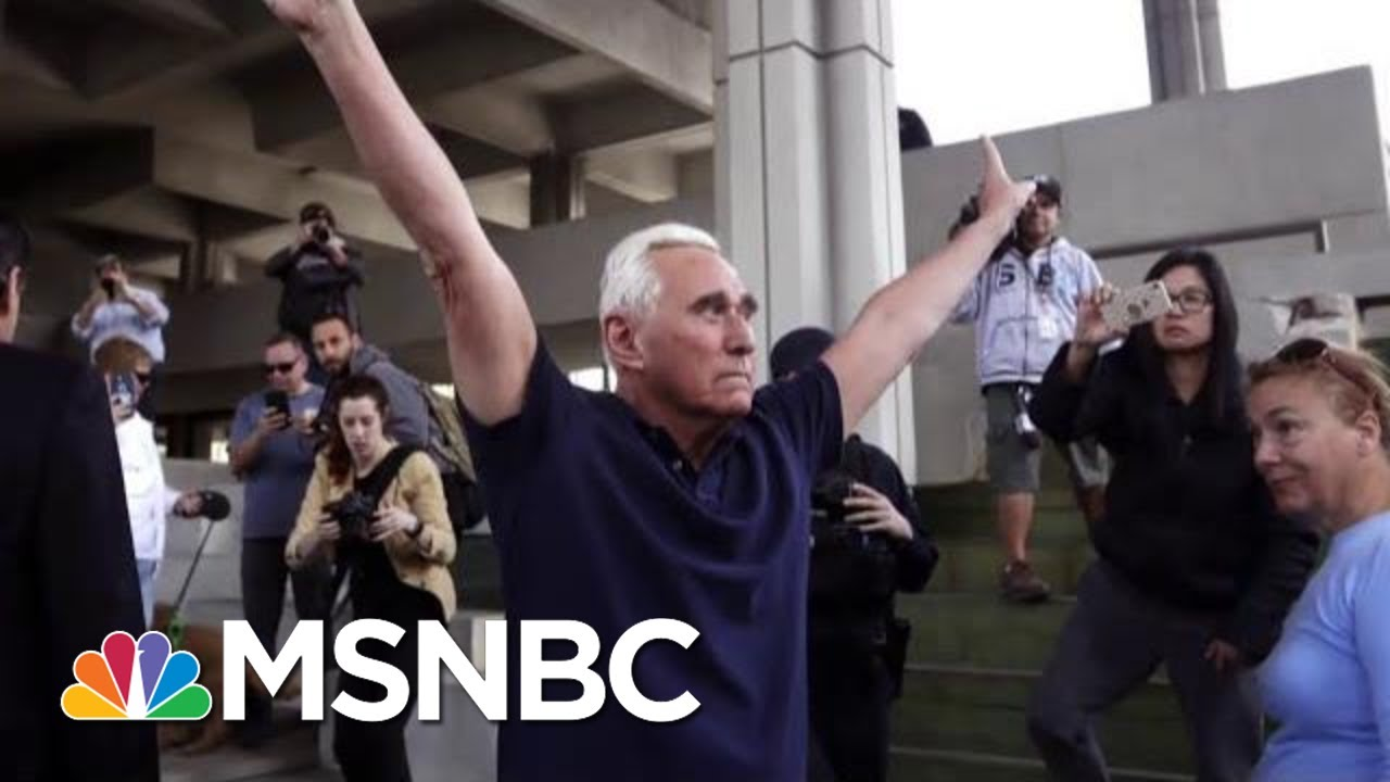 Download Trump Aide May Talk Himself Into Prison After Mueller Arrest | The Beat With Ari Melber | MSNBC
