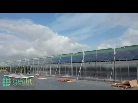 Bents Garden and Home 47.5 kWp Solar PV System Installation