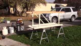 Building Physical Recovery Parallel Bars